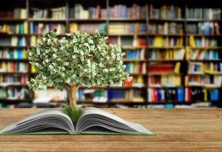 book-money-tree